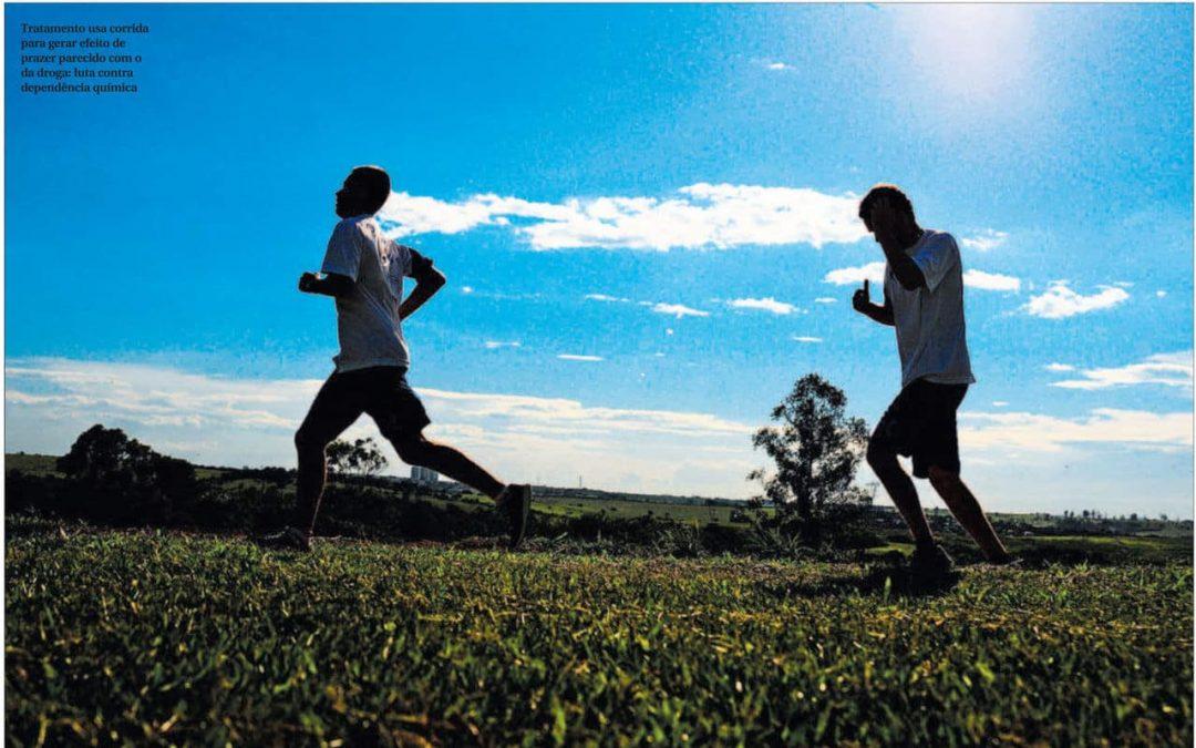 Barato natural', corrida é arma em reabilitação
